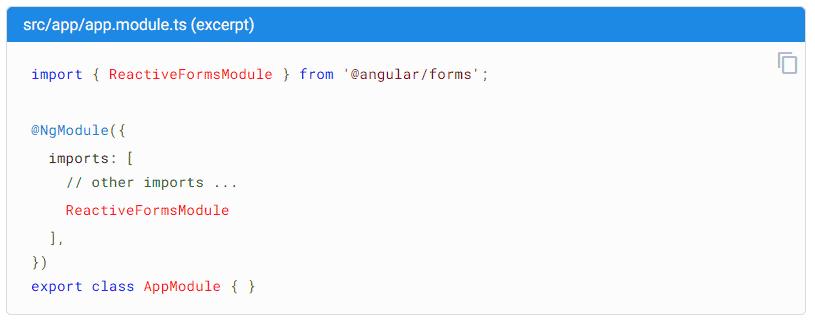 Framework JavaScript angolare