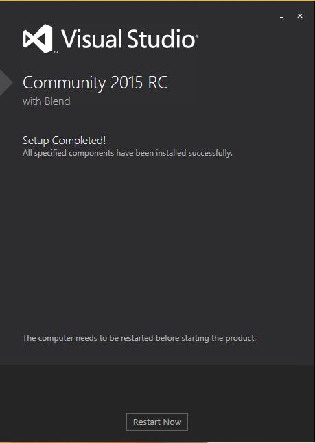 Visual Studio CE