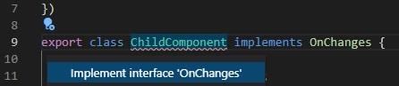 Angular ngOnChanges method